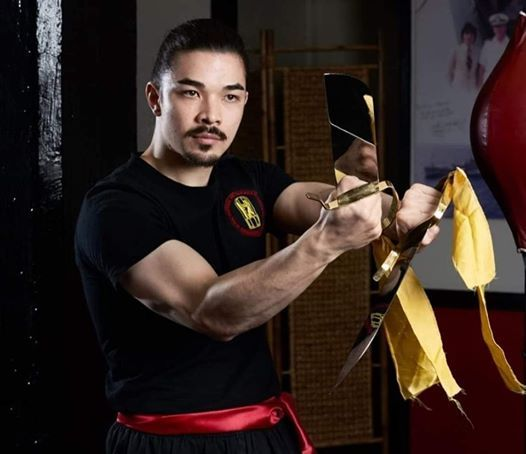 Chi Sao & Sparring Seminar with Master Andrew Cheung