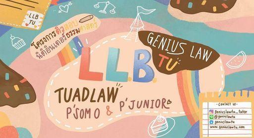 โครงการติวนิติอินเตอร์ llb 2022 byพี่เกียรตินิยม Geniuslawtu, 9 October
