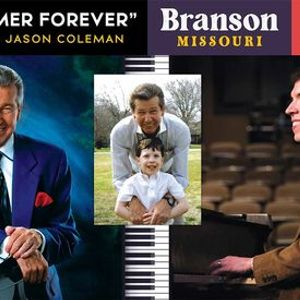 Branson MO  Floyd Cramer Forever Piano Concert with Grandson Jason Coleman