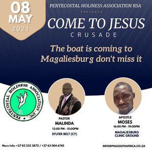 Come to Jesus Crusade