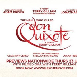 Omagh - The Man Who Killed Don Quixote preview  filmed Q&ampA