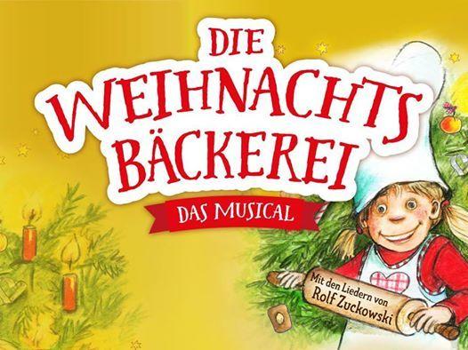 Die Weihnachtsbckerei - Mit Liedern von Rolf Zuckowski