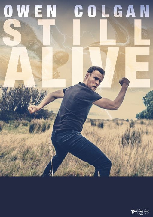 SOLD OUT Owen Colgan: Still Alive #GCF21, 22 October | Event in Galway | AllEvents.in