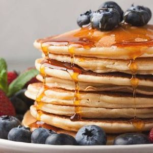 Celebrate National Pancake Day Breakfast is on us