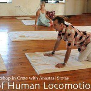The Evolution of Human Locomotion Feldenkrais workshop in Crete