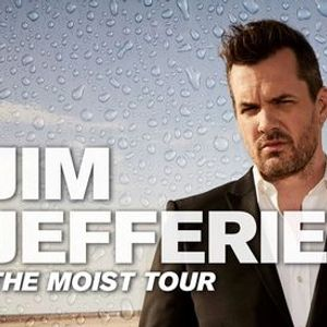 Jim Jefferies - The Moist Tour at the State Theatre
