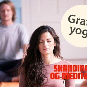 P skolen Gratis Prvetimer - Yoga & meditation