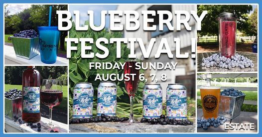 Blueberry Festival, 6 August | Event in Harrisburg | AllEvents.in