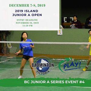 2019 Island Junior A - BC Junior A Series Event 4