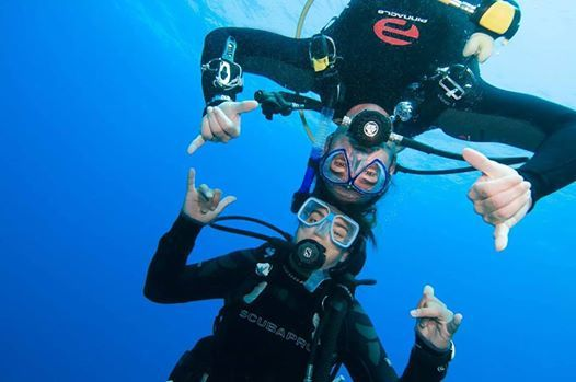 PADI Open Water Course - School Holidays