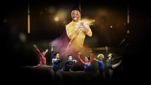 G.O.A.T. Gold Over America Tour Starring Simone Biles, 15 October | Event in St. Louis | AllEvents.in