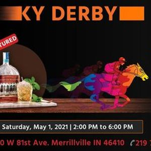 Kentucky Derby I Cigar I Drinks I Food l Live Muisc