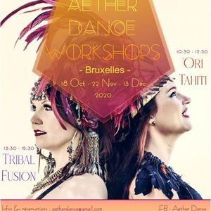 Aether Dance Workshops 2020