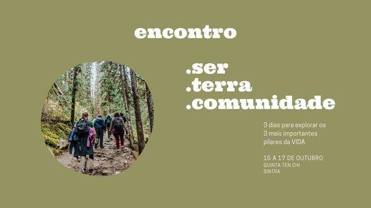 Encontro .Ser.Terra.Comunidade | Event in Sintra | AllEvents.in