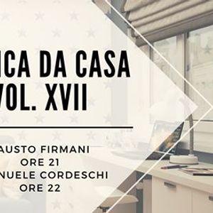 Musica da casa Vol.XVII  Fausto Firmani  Emanuele Cordeschi