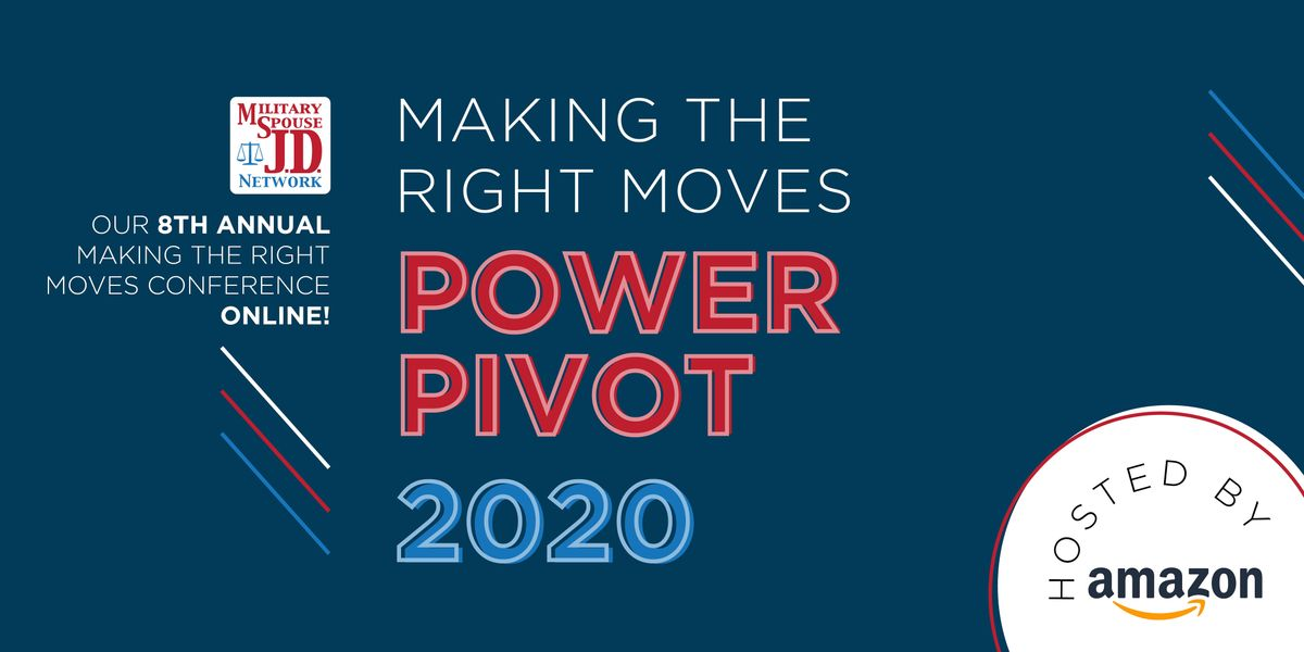 MSJDN Making the Right Moves Conference 2020: Power Pivot | Online Event | AllEvents.in