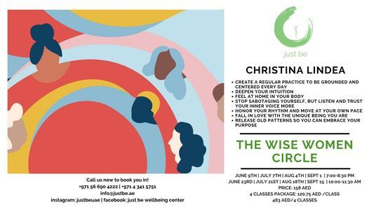 The Wise Women Circle | Event in Dubai | AllEvents.in