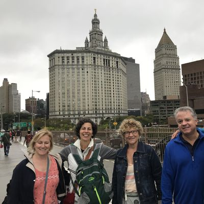 Walking Tour of the Financial District