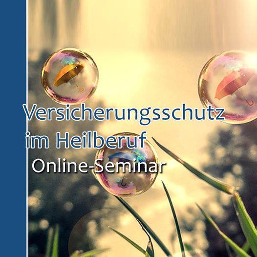 Versicherungsschutz im Heilberuf - Online-Seminar