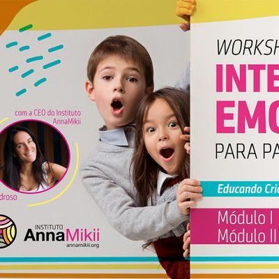 Workshop de Inteligncia Emocional para Pais e Professores