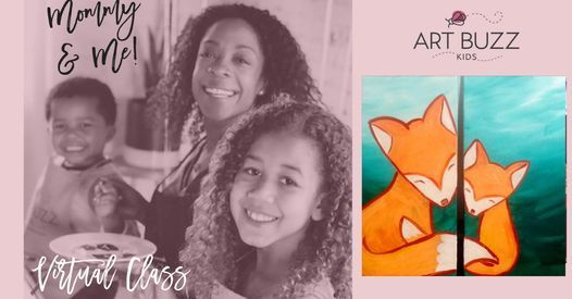 VIRTUAL CLASS   MOMMY & ME   FOXY MAMA, 7 November   Event in Wilmington   AllEvents.in