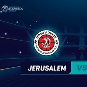 Hapoel Jerusalem v EB Pau-Lacq-Orthez