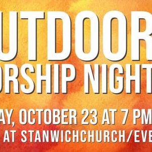 Outdoor Worship Night