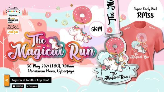 Cyberjaya The Magical Run, 30 May | Event in Cyberjaya | AllEvents.in