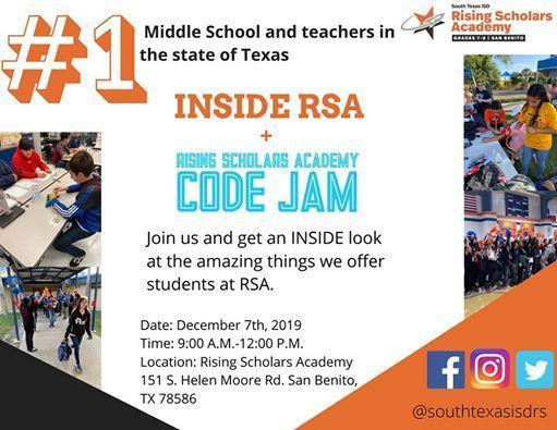 Inside RSA and Code Jam