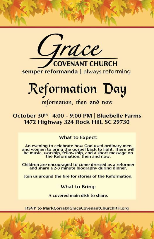 Reformation Day, 30 October | Event in Tema | AllEvents.in