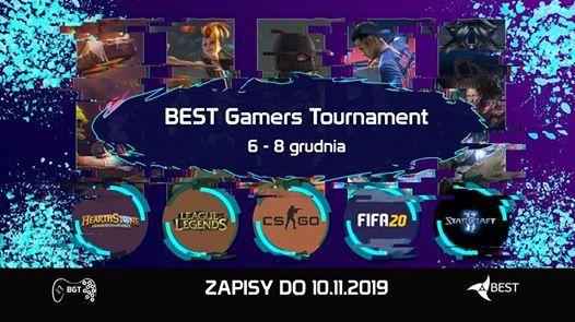 BEST Gamers Tournament