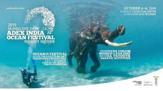 ADEX India Ocean19 Festival - Mumbai Dive Show