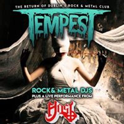 Tempest - Rock & Metal Club