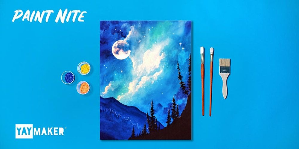 Paint Nite: The Original Paint and Sip Party, 16 August | Event in Toronto | AllEvents.in