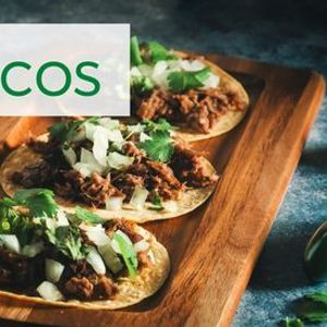 Tres Tacos Interactive Cooking Class