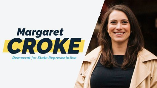 Margaret Croke For State Representative Day Of Action At Stone