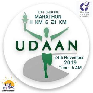 UDAAN 2019- IIM INDORE MARATHON
