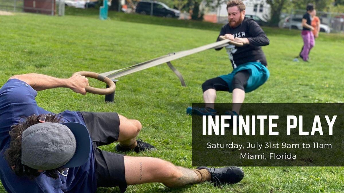 Infinite Play - Miami, 31 July | Event in Miami | AllEvents.in