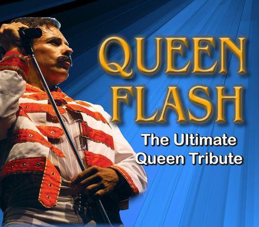 Queen Flash: The Ultimate Queen Tribute   Event in Rock Island   AllEvents.in