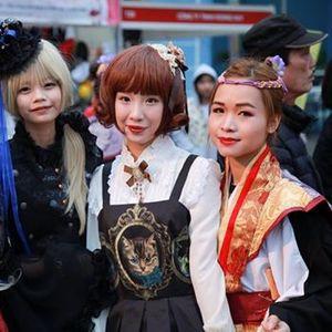 Japan Cosplay Festival  Japonya Cosplay Festivali