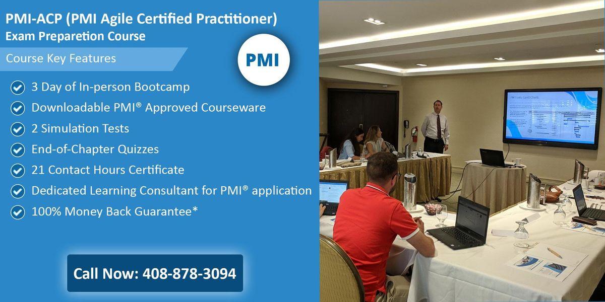 PMI-ACP (PMI Agile Certified Practitioner) Training In Las Vegas NV