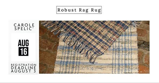 SOLD OUT  Robust Rag Rug