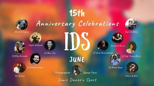 IDS-15th Anniversary Celebrations- 2020, 9 April | Event in Aydin | AllEvents.in