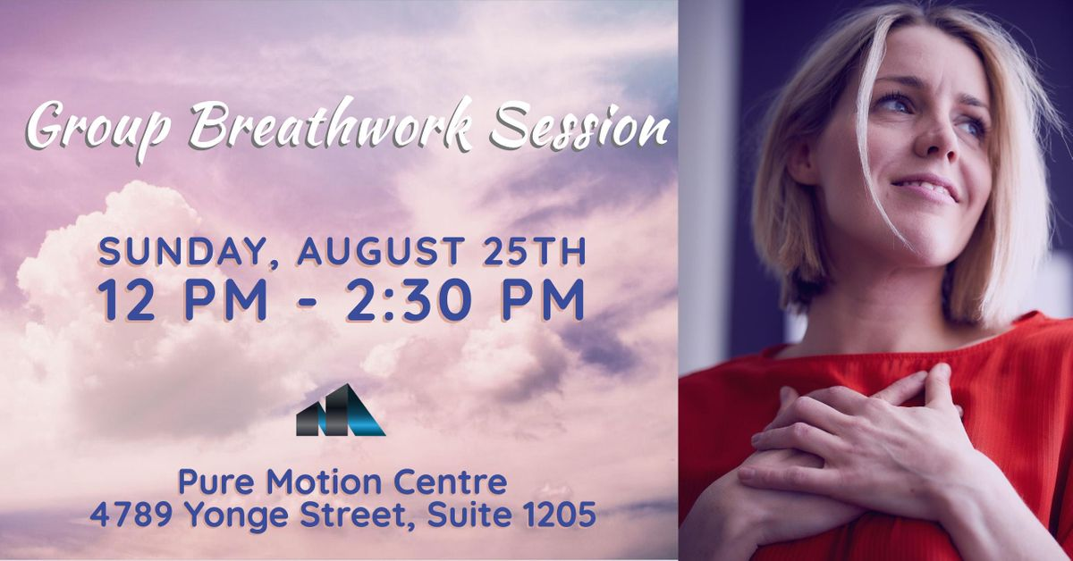 Rebirthing Breathwork Retreat events in the City  Top Upcoming
