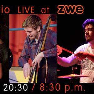 KDM Trio - Kochetova Dolliner Matheus Jardim LIVE at ZWE