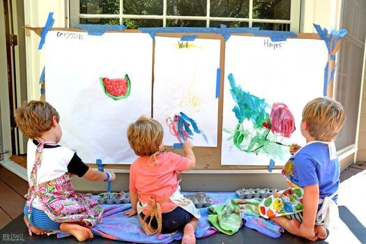 Drawing & Painting Classes for Kids with Liliya | Event in Cairo | AllEvents.in