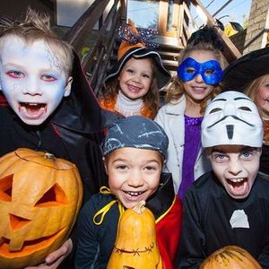 Halloween at Old Town