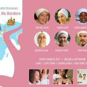 Kundalini Yoga Teacher Training Egypt 2021