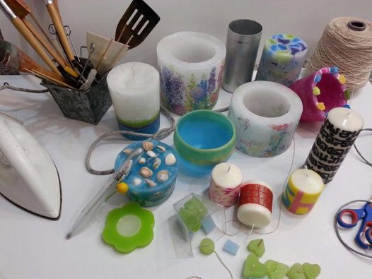 Candle Making Workshop at Art Cafe | Event in Cairo | AllEvents.in