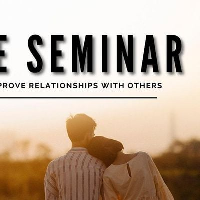 How to Improve Relationships with Others Free Lecture